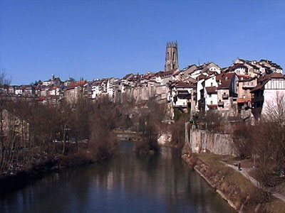 Webcams en direct de Fribourg