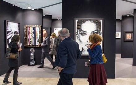 Lausanne Art Fair - Foire internationale d'art contemporain