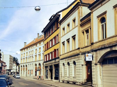 Immobilier au Locle