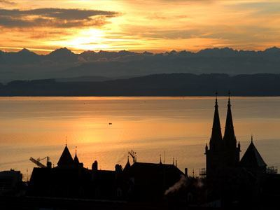 Webcams en direct de Neuchâtel