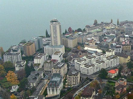 Webcam à Montreux
