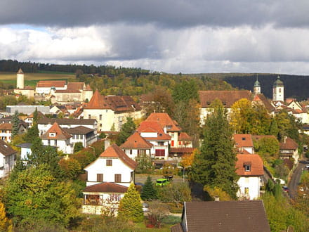 Webcam de Porrentruy au Jura